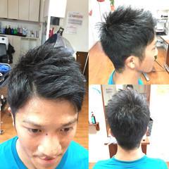 刈り上げ 黒髪 メンズ ボーイッシュ ヘアスタイルや髪型の写真・画像