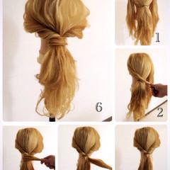 くせ毛風 セミロング 大人女子 外国人風 ヘアスタイルや髪型の写真・画像
