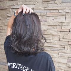 グラデーションカラー ナチュラル インナーカラー ボブ ヘアスタイルや髪型の写真・画像