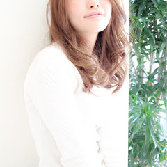 大人かわいい かわいい ゆるふわ コンサバ ヘアスタイルや髪型の写真・画像