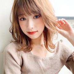ミディアム 大人かわいい アウトドア ヘアアレンジ ヘアスタイルや髪型の写真・画像