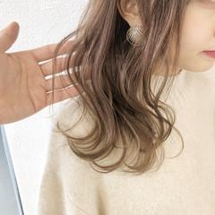 ナチュラル 冬 外国人風カラー 秋 ヘアスタイルや髪型の写真・画像