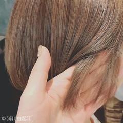 グラデーションカラー ゆるふわ モード ハイライト ヘアスタイルや髪型の写真・画像