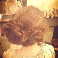 モテ髪 大人かわいい 秋 フェミニン ヘアスタイルや髪型の写真・画像