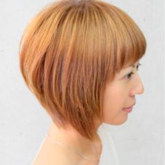 似合わせ 大人かわいい ハイトーン ナチュラル ヘアスタイルや髪型の写真・画像