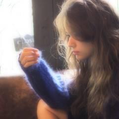 ゆるふわ コンサバ ロング モテ髪 ヘアスタイルや髪型の写真・画像
