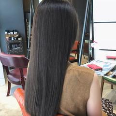 ロング 透明感カラー アディクシーカラー 大人可愛い ヘアスタイルや髪型の写真・画像