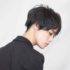透明感 黒髪 大人かわいい ゆるふわ ヘアスタイルや髪型の写真・画像