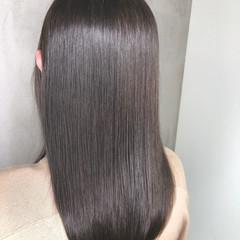 ハイライト オフィス 簡単ヘアアレンジ ロング ヘアスタイルや髪型の写真・画像