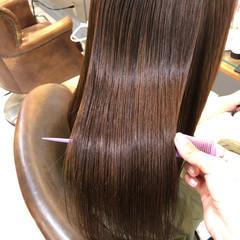 最新トリートメント トリートメント 艶髪 髪質改善トリートメント ヘアスタイルや髪型の写真・画像