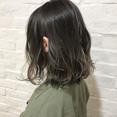 グラデーションカラー ナチュラル 外国人風カラー 外国人風 ヘアスタイルや髪型の写真・画像