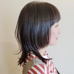 ウルフ女子 ウルフレイヤー ストリート ウルフカット ヘアスタイルや髪型の写真・画像