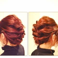 モテ髪 ゆるふわ 愛され ショート ヘアスタイルや髪型の写真・画像