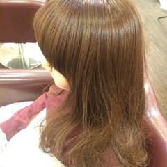 ロング グラデーションカラー 外国人風 ナチュラル ヘアスタイルや髪型の写真・画像
