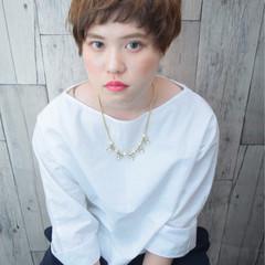 かっこいい 外国人風 大人かわいい ストリート ヘアスタイルや髪型の写真・画像