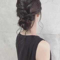 エレガント 涼しげ 色気 外国人風カラー ヘアスタイルや髪型の写真・画像