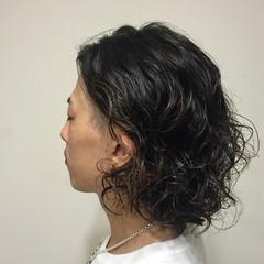 大人女子 黒髪 色気 ストリート ヘアスタイルや髪型の写真・画像
