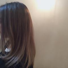 ハイライト ストリート ローライト グラデーションカラー ヘアスタイルや髪型の写真・画像