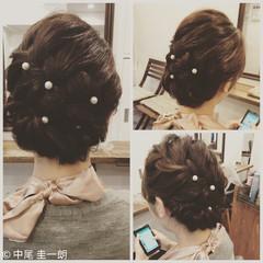 外国人風 ゆるふわ ストリート 編み込み ヘアスタイルや髪型の写真・画像