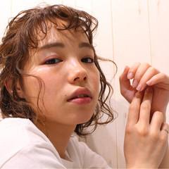 リラックス 簡単ヘアアレンジ モテ髪 フェミニン ヘアスタイルや髪型の写真・画像