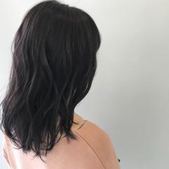 ロブ アンニュイ ボブ パーティ ヘアスタイルや髪型の写真・画像