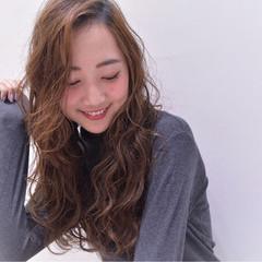 ロング 外国人風 ガーリー 大人かわいい ヘアスタイルや髪型の写真・画像