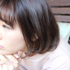 色気 黒髪 暗髪 外国人風 ヘアスタイルや髪型の写真・画像