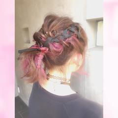 ショート ゆるふわ フェミニン ミディアム ヘアスタイルや髪型の写真・画像