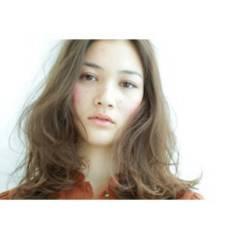 モテ髪 外国人風 ナチュラル 愛され ヘアスタイルや髪型の写真・画像