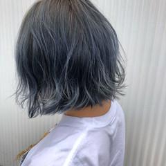 簡単ヘアアレンジ 前髪あり ボブ ヘアアレンジ ヘアスタイルや髪型の写真・画像