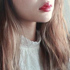 ハイライト 外国人風 ガーリー ハイトーン ヘアスタイルや髪型の写真・画像