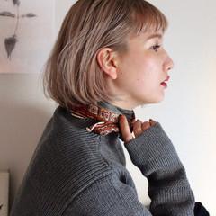 ヘアアレンジ モード パーマ デート ヘアスタイルや髪型の写真・画像