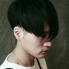 外国人風 ショート 前髪あり かっこいい ヘアスタイルや髪型の写真・画像