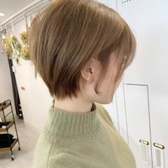 ショート ストリート ショートヘア ミニボブ ヘアスタイルや髪型の写真・画像