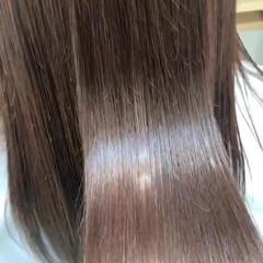 髪質改善 ナチュラル 髪質改善トリートメント サイエンスアクア ヘアスタイルや髪型の写真・画像