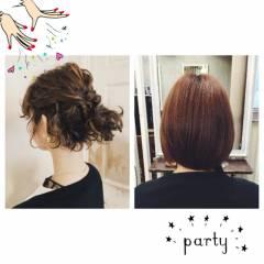 春 ヘアアレンジ ストリート ヘアスタイルや髪型の写真・画像