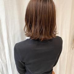 フェミニン 切りっぱなしボブ ミニボブ ショートボブ ヘアスタイルや髪型の写真・画像