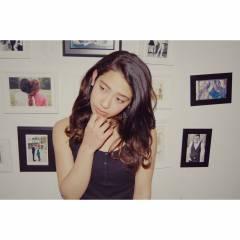 暗髪 ロング パンク ストリート ヘアスタイルや髪型の写真・画像
