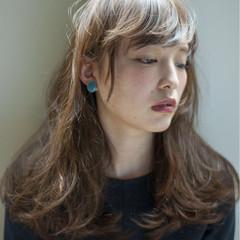 ミディアム ショート くせ毛風 重ため ヘアスタイルや髪型の写真・画像