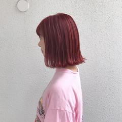 ハイトーン フェミニン 外国人風カラー ダブルカラー ヘアスタイルや髪型の写真・画像