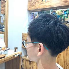ショートヘア ショート メンズショート ツーブロック ヘアスタイルや髪型の写真・画像
