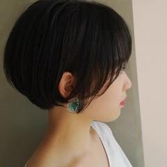 エレガント 大人かわいい 黒髪 大人女子 ヘアスタイルや髪型の写真・画像