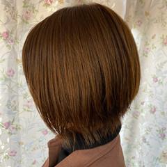 ショートボブ ショートヘア エレガント ミニボブ ヘアスタイルや髪型の写真・画像