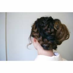 成人式 ガーリー アップスタイル ヘアアレンジ ヘアスタイルや髪型の写真・画像