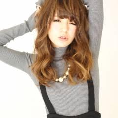愛され 秋 コンサバ モード ヘアスタイルや髪型の写真・画像