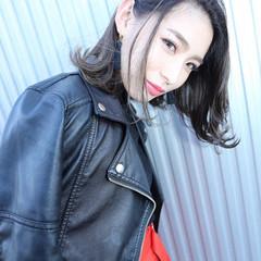 サロンモデル サロモ モード 撮影 ヘアスタイルや髪型の写真・画像
