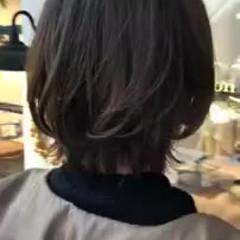 グラデーションカラー デート 大人かわいい フェミニン ヘアスタイルや髪型の写真・画像