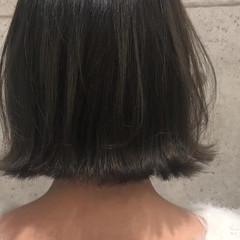 黒髪 ショート オフィス ヘアアレンジ ヘアスタイルや髪型の写真・画像