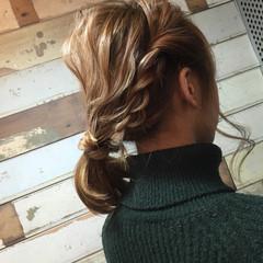 簡単ヘアアレンジ 大人女子 ヘアアレンジ ショート ヘアスタイルや髪型の写真・画像