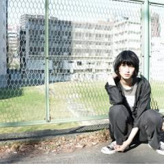 ストレート 黒髪 ストリート ショート ヘアスタイルや髪型の写真・画像